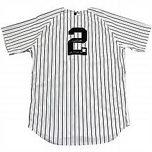 Derek Jeter Signed New York Yankees Jersey