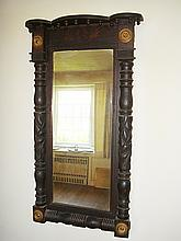Antique Federal Mirror