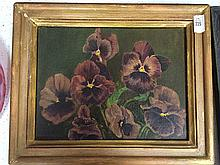 Vintage Estate Painting