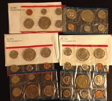 3 1975 U.S. Mint Set