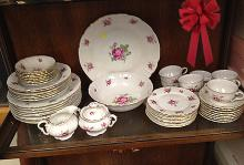 St. Jude Item: 50 Piece Set of China
