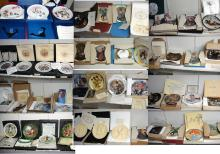 Over 50 Collector's Plates