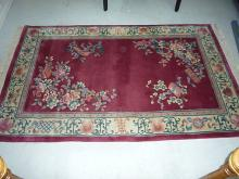 Oriental Design Carpet
