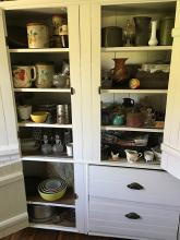 Cabinet Contents