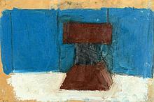 Micha Ullman b. 1939 Untitled