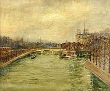 Nachum Gilboa b. 1917 Paris