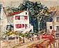 Isaac Dobrinsky 1894 - 1963 - Landscape