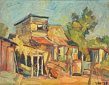 Zvi Shor 1898-1979