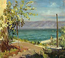 Attributed to Jakob Steinhardt 1887-1968