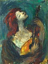 Arie Wachenhauzer 1917 - 1998