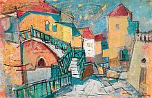 Jakob Eisenscher 1896-1980