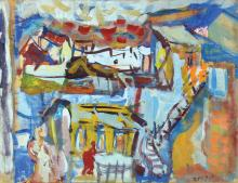 Yechiel Krize 1968 - 1909