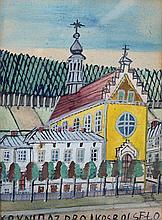 Nikifor Krynicki 1968 - 1895
