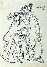 Mane-Katz 1962 - 1894