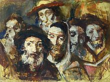 William Meyerowitz 1887-1981