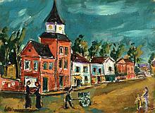 Borovin Frenkel 1895 - 1984, Figures in the