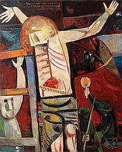 Leo Roth 1914 - 2002 - Homage to Judaism of the Holocaust
