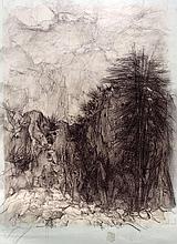Anna Ticho 1894 - 1980 - Landscape