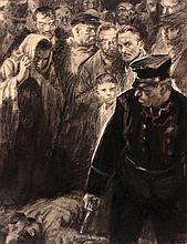 Yosef Kuzkovski 1920 - 1970 - Babi Yar,