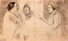 Arthur Markowicz 1872 - 1934 - Women