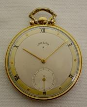 Lord Elgin 12S 21J OF GF Pocket watch with a Signed Dial with Seconds Bit, Serial No. C626280.