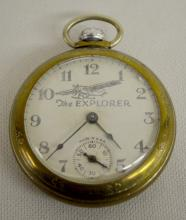 E. Ingraham Pocket Watch