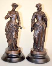 Antique Statues,