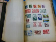 Lever Arch File of Pre 1960 Stamps in excess of 5,000 stamps