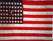 BETSY NIMOCK, AMERICAN FLAG SERIES, M/M
