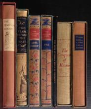 HERITAGE BOOKS , ILLUSTRATED by MIGUEL COVARRUBIAS , WEIL, MUELLER, BOYD , HUGO STEINER-PRAG, WILSON,  ANGELO (7)