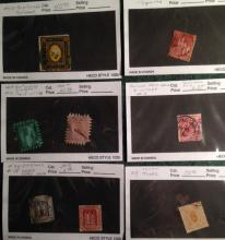 ESTATE STAMPS, RUSSIA, GERMANY, CHINA & MORE