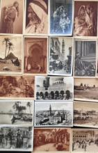 1900's Middle Eastern Photographic postcards, Egypt & Palestine (75)