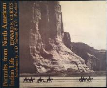 EDWARD S. CURTIS INDIAN PHOTOGRAPH BOOK