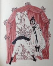 LES LIAISONS DANGEREUSES' CHODERLOS DE LACLOS, ILLUSTRATIONS BY ALASTAIR, PARIS 1929