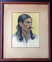 DORIS EMRICK LEE (AMERICAN 1905-1983), WPA ARTIST