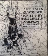 (2)  CHILDREN'S BOOK ILLUSTRATIONS, HANS C. ANDERSON, PEATTIE c.1950