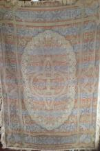 MIDDLE EASTERN TEXTILE, Approx.  4 ft. x 6 ft.