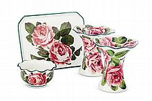WEMYSS WARE GROUP OF WARES, EARLY 20TH CENTURY