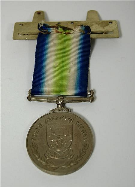 A South Atlantic medal