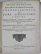 Goudelin, Pierre [Gudelinus, Petrus]