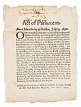 Act of Parliament -