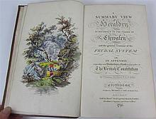 Heraldry - Brydson, Thomas - illustrated presentation copies