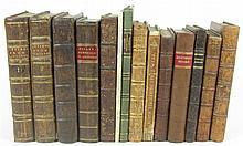 Scotland, 14 eighteenth century volumes, comprising