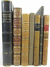 Scottish history, 7 volumes, including Buchanan, George