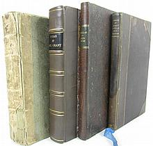 Scottish poetry, 7 volumes including Little, Janet