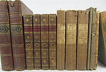 13 volumes, including Baretti, Joseph