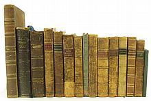14 Theological volumes, including Usher, James