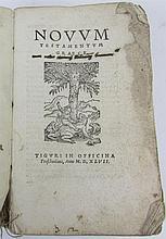 Greek New Testament, 1547