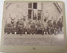 Balmoral Deerstalking, Deer heads