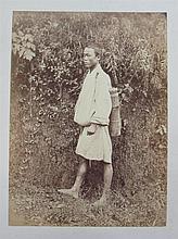 India, Egypt & Morocco, 1870s, 23 mounted albumen prints